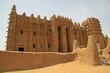 djenné, la grande mosquée