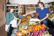 At the Greengrocer