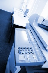 copier center