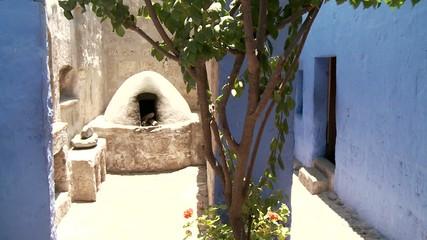 Ofen, Kloster Santa Catalina, Peru