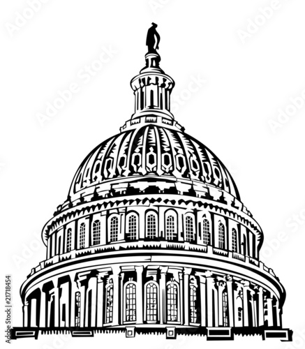 coloring pages of capitol building - photo#36