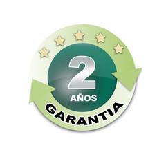 GARANTIA 2 AÑOS