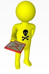 Hacker 2 - le mail piégé