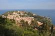 blick auf taormina - sizilien