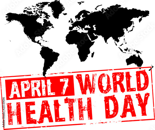 april 7 - world health day
