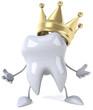Dent et couronne