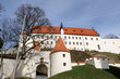 Ancient Castle in Bavarian Town Fuessen, Germany
