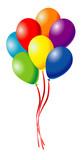 Fototapety Baloons