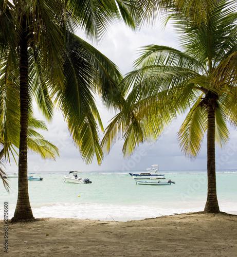 Sandy Beach, Barbados, Caribbean © PHB.cz