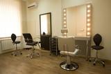 Fototapety Cabinet make-up artist and hairdresser