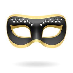 Masquerade Mask. Vector illustration.