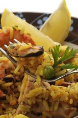 Paella di pesce - Primi Spagna