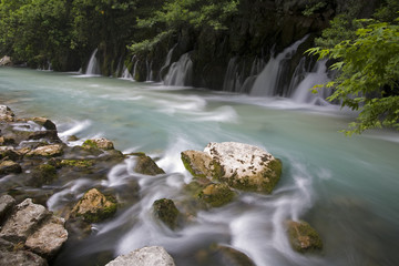 Tarsus River and waterfalls