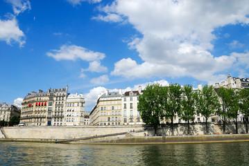 Paris quai