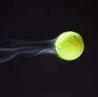 Tennis Ball Smoking