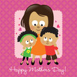 Happy Mother's Day Ethnic