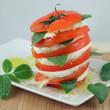 Mille feuilles Tomate Mozarella Basilic #1