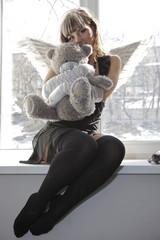 ハニカミ天使