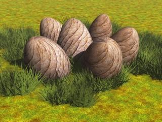 Elefanten-Eier