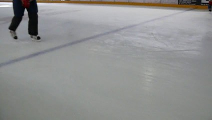 Ice-hockey arena
