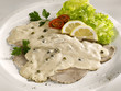 Vitello tonnato (Veal with tuna and caper sauce)