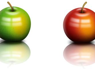Coppia di mele