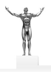 Chromeman_Winner