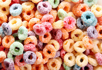 Cereal fruit texture