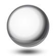 boule chromée - 21826077