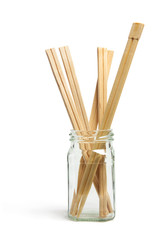 Disposable Chopsticks in Bottle