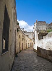 Sassi of Matera. Basilicata.