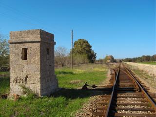 Casello ferrovia