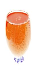 verre de bulles