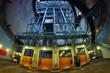 Aufzuganlage im St. Pauli-Elbtunnel