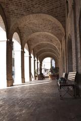 Portico del centro storico
