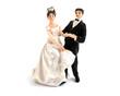 wedding cake figurines