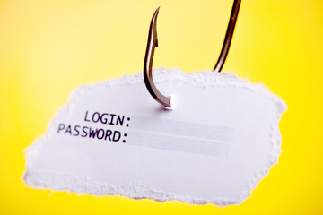 Login and Password!