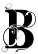 letra B alfabeto