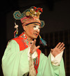 china opera clown