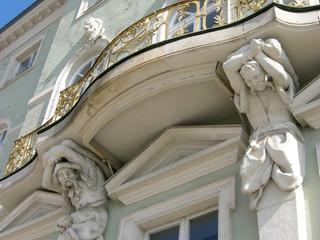 Detail vom Alten Rathaus
