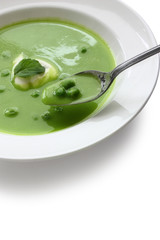 Green Pea Soup,Saint-Germain