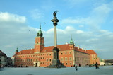 The Royal Castle in Warsaw, Poland