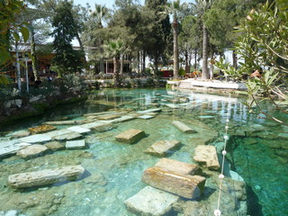 Antique Pool Hierapolis