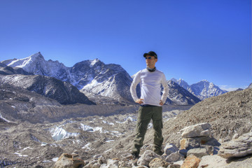 Mount Everest Base Camp Trek / Solukhumbu (Himalaya)