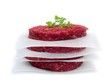 Raw Beef Patties