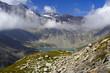 Mountain lake in Gran Paradiso