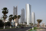 Doha (Qatar) skyline - Fine Art prints