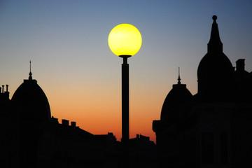 Licht für die Stadt