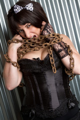 Girl in Chains