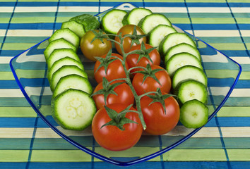 Pomodorini e Zucchine 01 04 10
